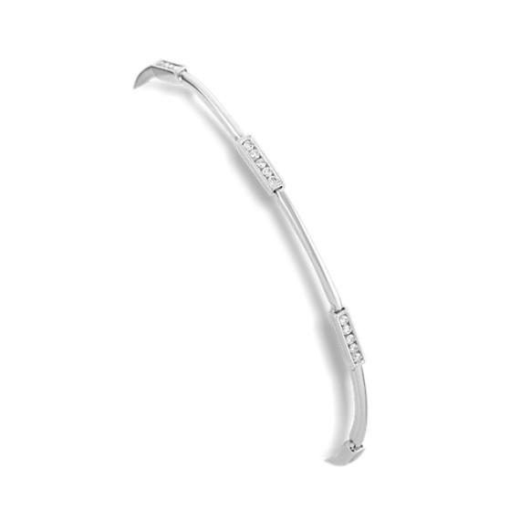 Round Diamond Bracelet (7.25)