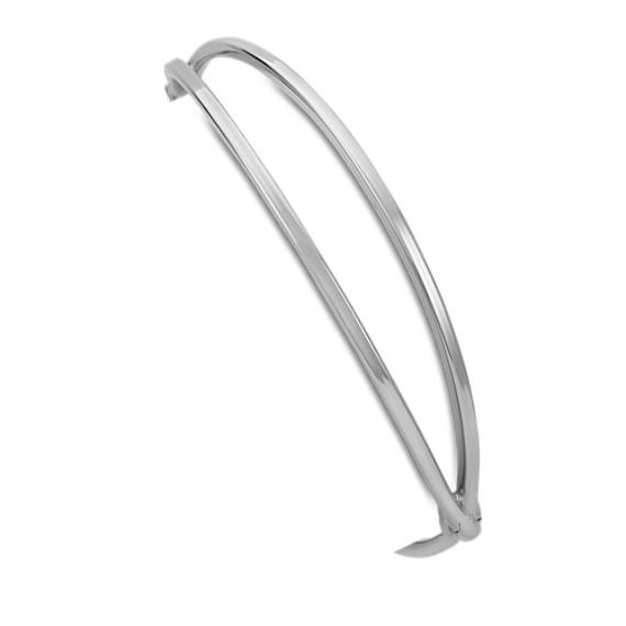 Sterling Silver Bangle Bracelet (7)