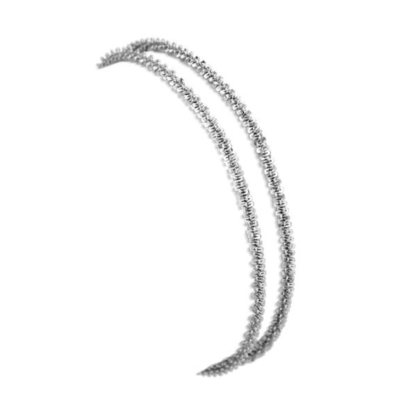 "Sterling Silver Bracelet (7"")"
