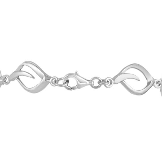 Sterling Silver Bracelet (7.5)