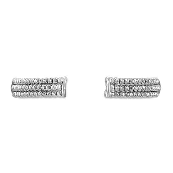 """Sterling Silver Flex Cuff Bracelet (7"""")"""