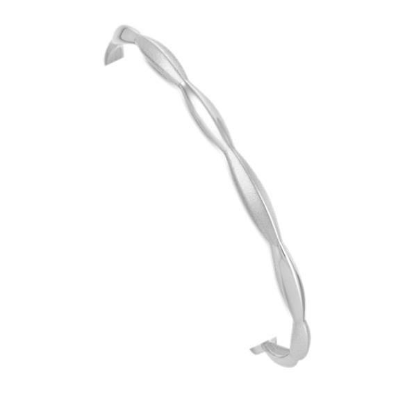 Sterling Silver Twist Cuff Bracelet (7)