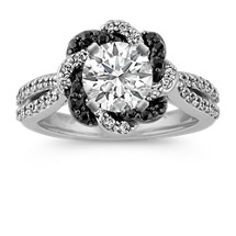 Shane Company Wedding Bands 59 Elegant Black diamond engagement rings