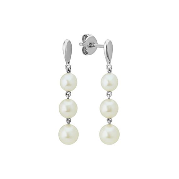 4.5mm Cultured Freshwater Pearl Earrings