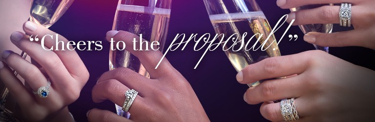Cheers to the Proposal