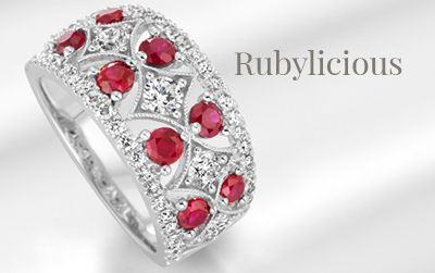 Rubylicious - Ruby Jewelry