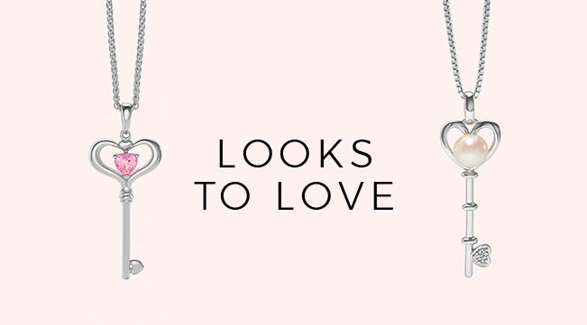 Necklaces - Modern to Timeless