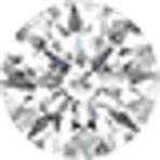3mm Round April Diamond