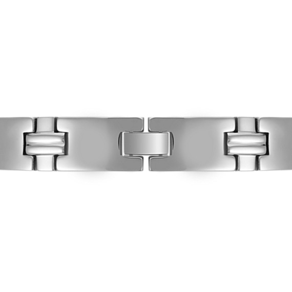 "Stainless Steel Bracelet (9"")"