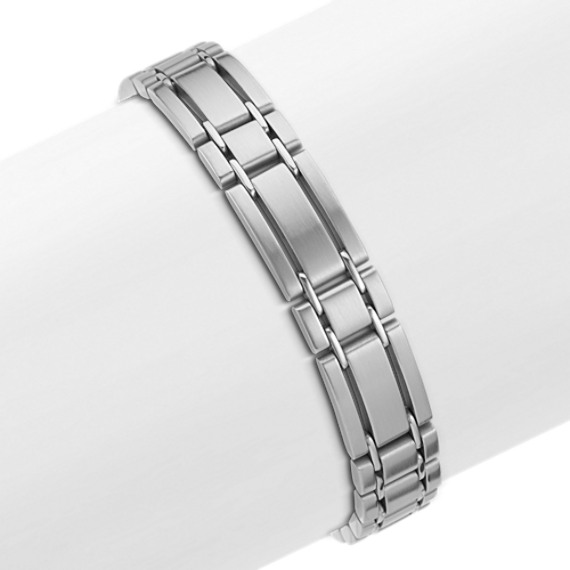 "Stainless Steel Bracelet (8.5"")"