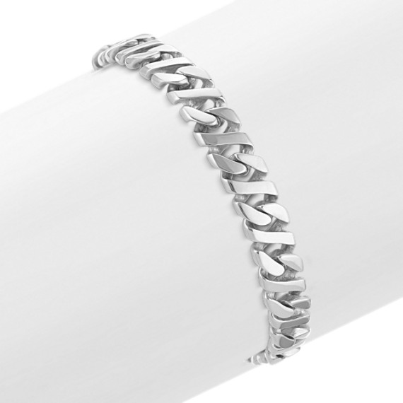 "Stainless Steel Bracelet (8"")"