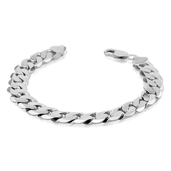 "Sterling Silver Bracelet (8"")"