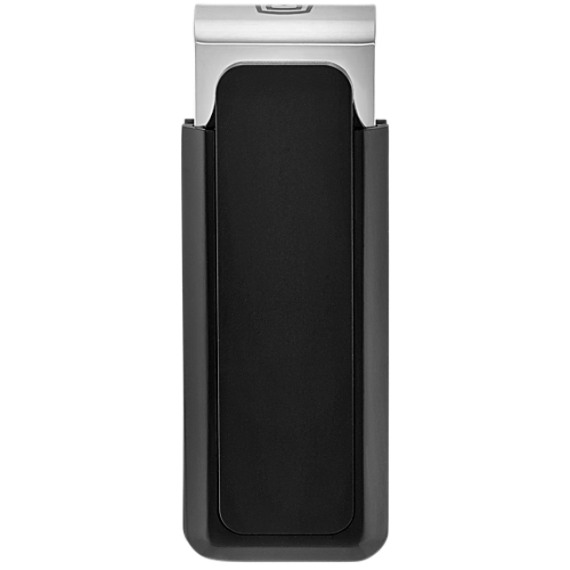 Black Anodized Aluminum Money Clip