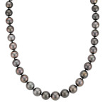 9-12mm Cultured Tahitian Pearl Strand (18)