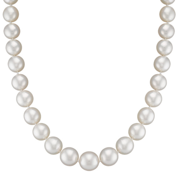10-13mm Graduated South Sea Pearl Strand (18)