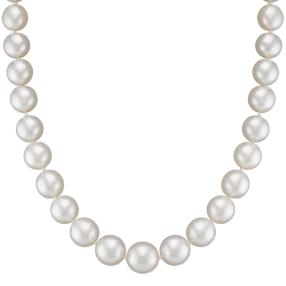 10-15mm Cultured South Sea Pearl Strand (18)