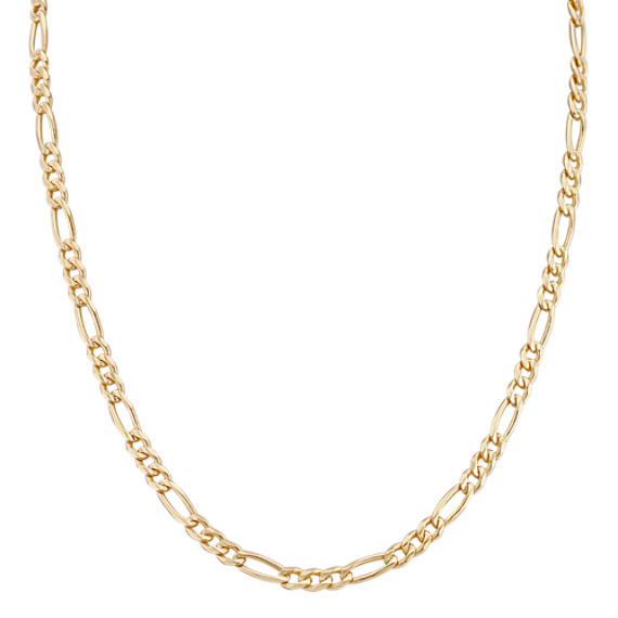 "14k Yellow Gold Necklace (20"")"