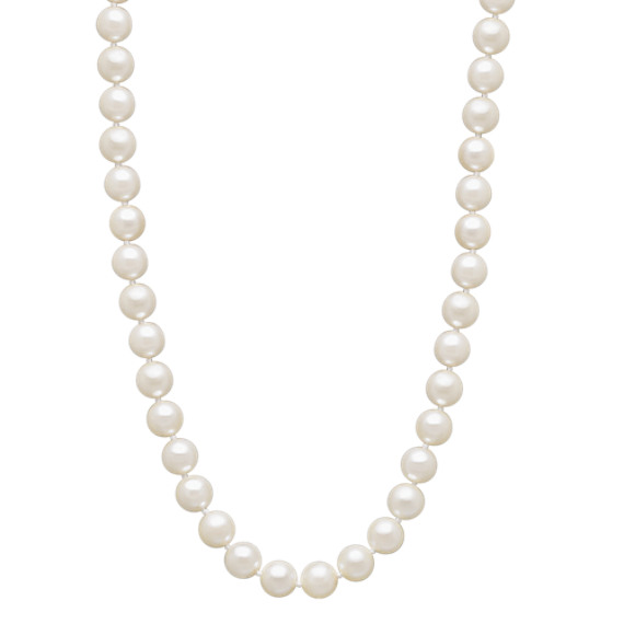 "6mm Cultured Akoya Pearl Strand (16"")"
