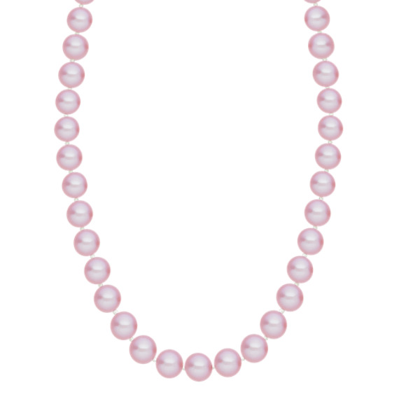 "6mm Lavender Cultured Freshwater Pearl Strand (30"")"