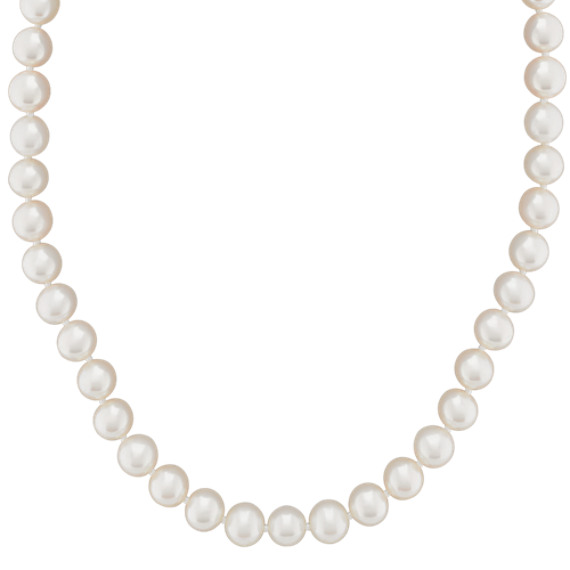 "7mm Cultured Freshwater Pearl Strand (20"")"