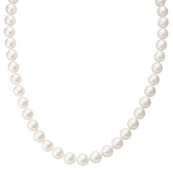 8.5mm Cultured Akoya Pearl Strand (18)