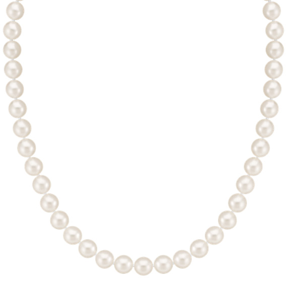 8mm Cultured Akoya Pearl Necklace (18)