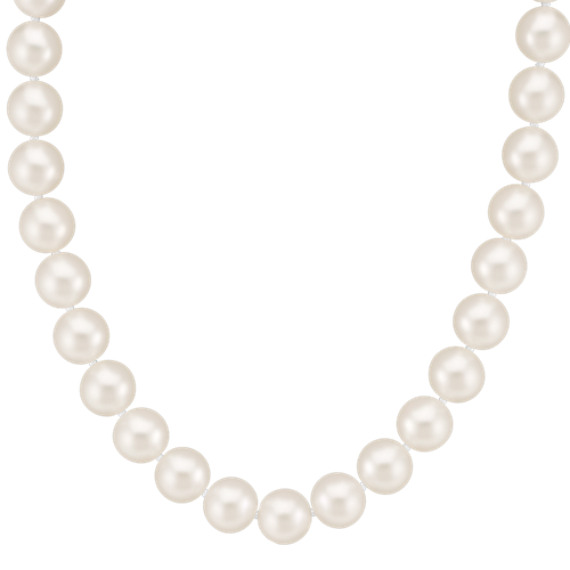 "8mm Cultured Freshwater Pearl Strand (18"")"