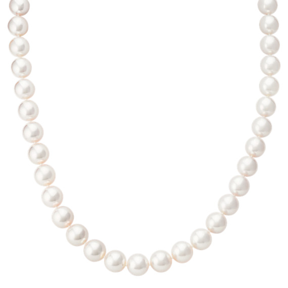 9mm Cultured Akoya Pearl Strand (18)