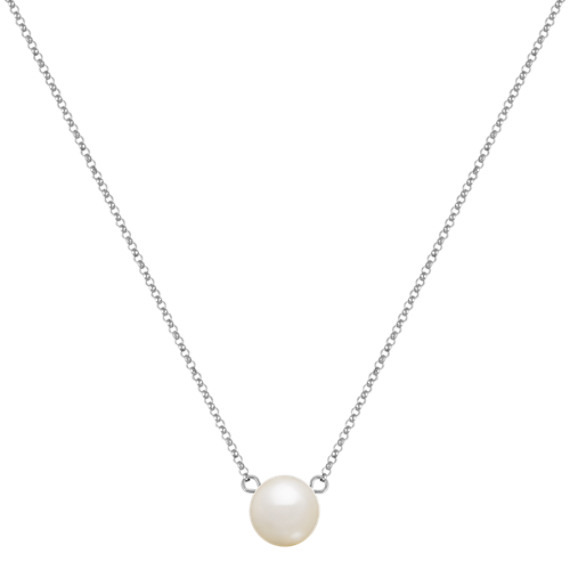 9mm Cultured Freshwater Pearl Necklace (17)