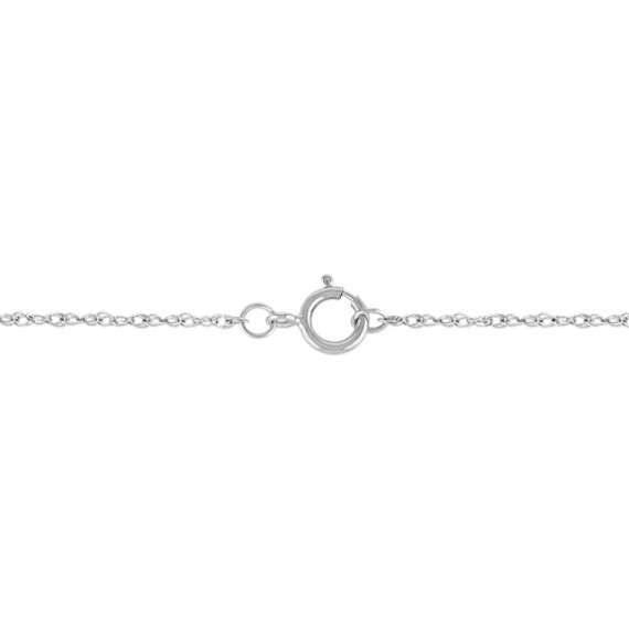 Diamond Infinity Necklace (18)