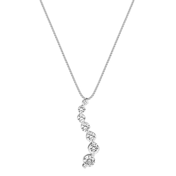Journey Diamond Pendant (18)