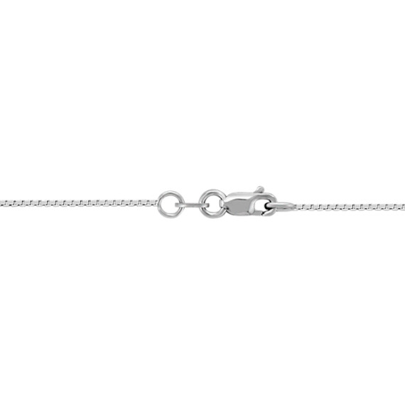 Round Sapphire Cross Pendant (18)