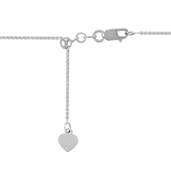 Sapphire and Diamond Pendant (18)