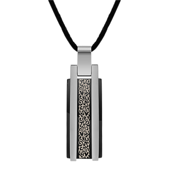 "Stainless Steel Necklace (22"")"