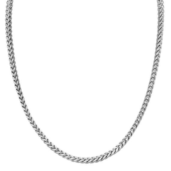 "Stainless Steel Necklace (30"")"