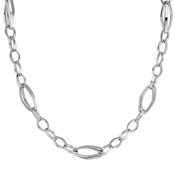 Sterling Silver Necklace (24)