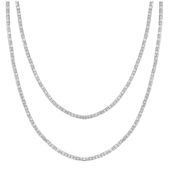 Sterling Silver Necklace (65)