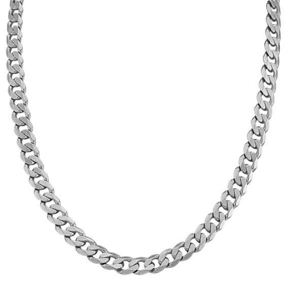 "Sterling Silver Necklace (20"")"