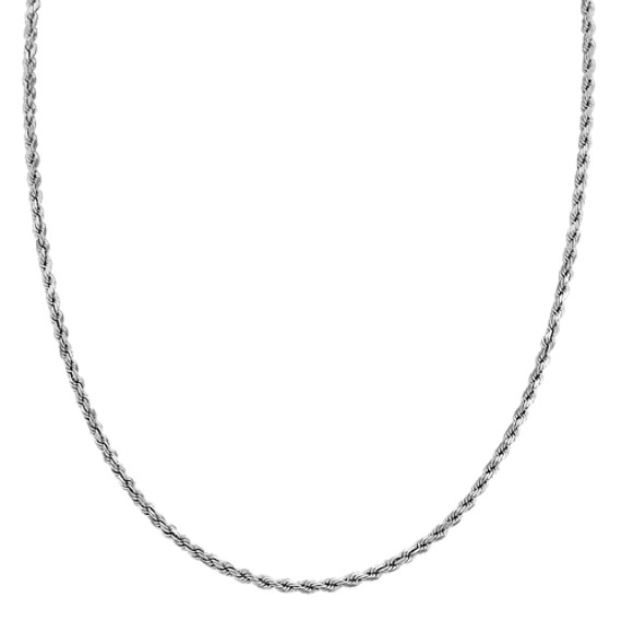 Sterling Silver Necklace (20)