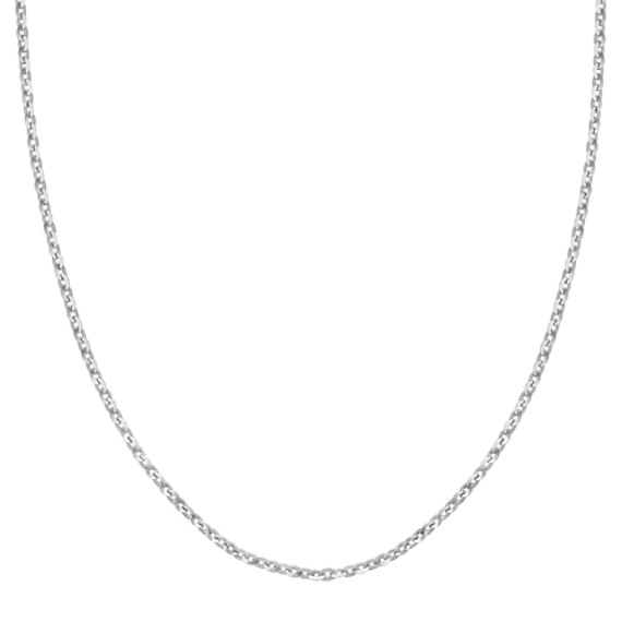Sterling Silver Rolo Chain (18)