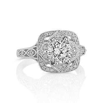 Vintage Wedding Ring Sets 17 Good Vintage engagement rings kansas