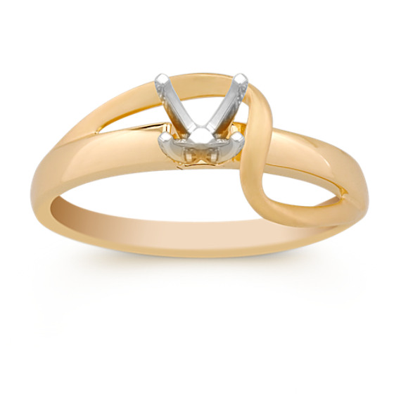 14k Yellow Gold Ring