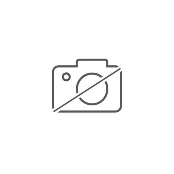 Black Sapphire and Diamond Wedding Band with Black Rhodium