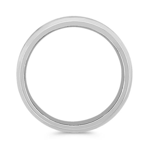Cobalt Comfort Fit Ring (6mm)