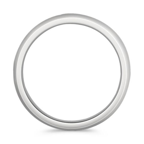Cobalt Comfort Fit Ring (6.5mm)
