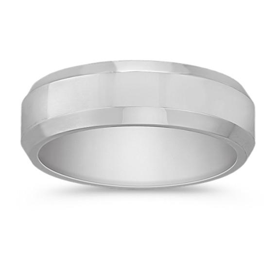 Cobalt Comfort Fit Ring (7mm)