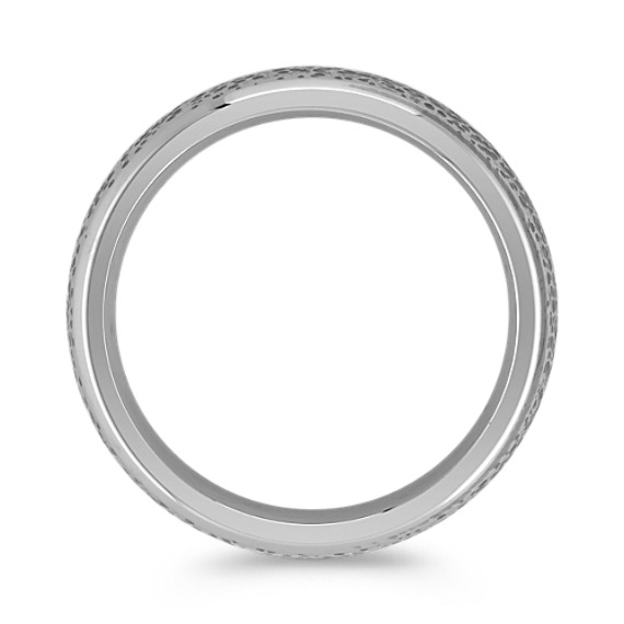 Cobalt Comfort Ring (7.5mm)