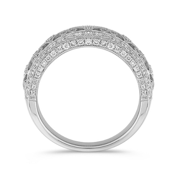 Diamond Pavé Set Ring