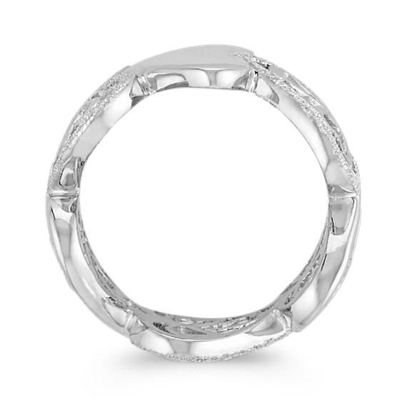Heart of Hearts Sterling Silver Ring