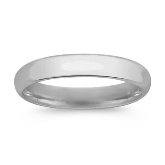 Platinum Wedding Band (3mm)